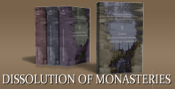 Dissolution of Monasteries